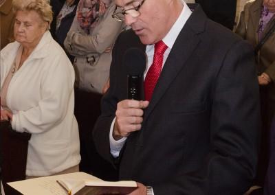 Śluby Roberta iprzyrzeczenia definitywne Joanny iLeszka