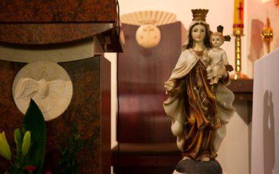 Noc Czuwania przedUroczystością Matki Bożej zGóry Karmel