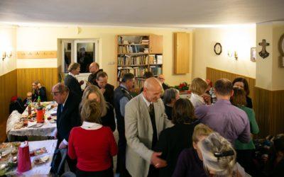 Spotkanie opłatkowe warszawskiej wspólnoty OCDS