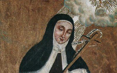 Matka Teresa odJezusa (Marianna Marchocka)